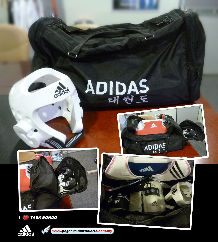 More Views. Adidas Taekwondo sports bag ADIACC104-T 9ca31da5ca