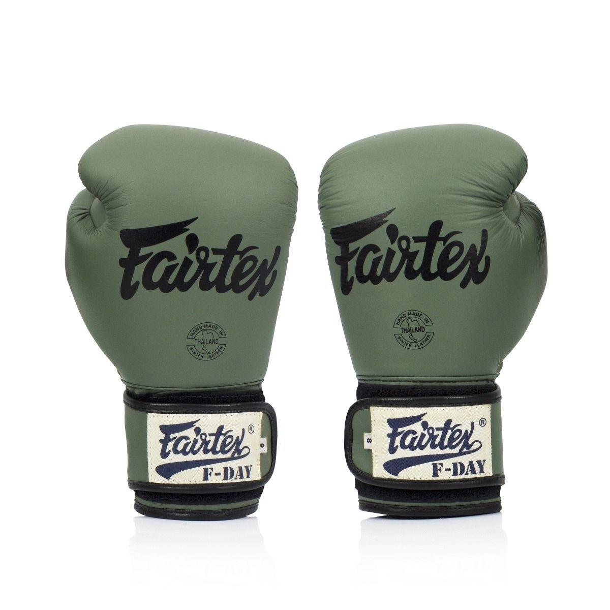 Fairtex F-Day Limited Edition Gloves, Muay Thai Glove