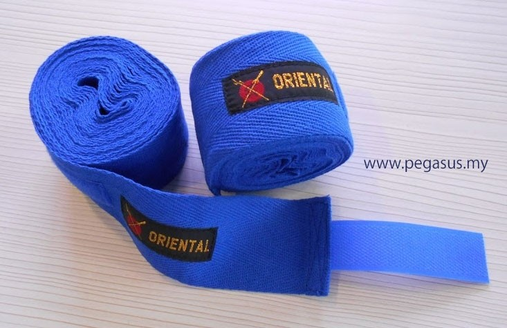 Oriental wrist wrap