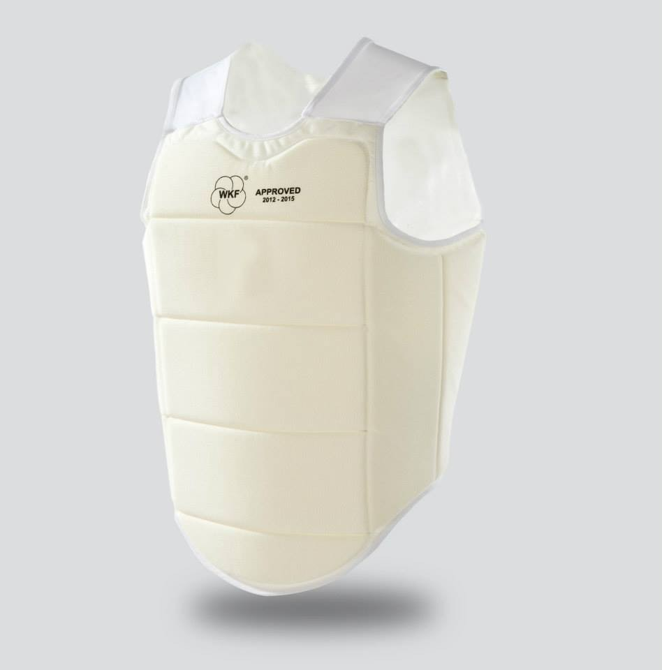 Parafly WKF Approved body protector