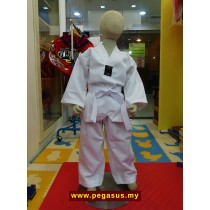 OMAS WT Colour belt Taekwondo uniform