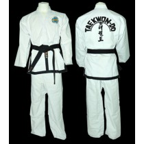 Omas ITF black belt uniform