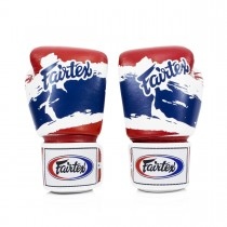 "Fairtex Universal Gloves ""Tight-Fit"" Design-Thai Pride. Muay Thai gloves boxing gloves"