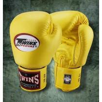 TWINS SPECIAL Boxing Gloves BGVL3 Yellow
