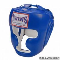 TWINS FULL FACE HEAD GEAR - PRO SYNTHETIC W/VELCRO