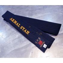 Oriental black belt