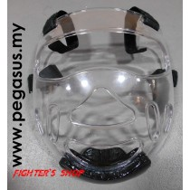 Face mask extension for Oriental PU Head protector