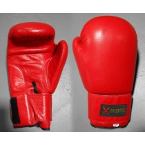 Oriental leather boxing glove