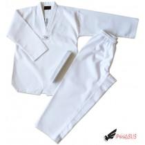 Pegasus Taekwondo Uniform (WHITE COLAR)