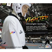 "Daedo Ultralight Uniform (Daedo Fighter) ""Competition EXTRA""  W.T.F. Recognized Dobok"