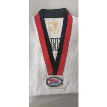 GOLDEN DRAGON POOM BELT TAEKWONDO UNIFORM