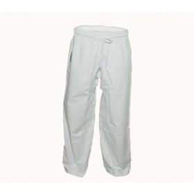 Omas White Training Pants