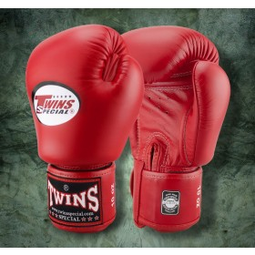 TWINS SPECIAL Boxing Gloves BGVL3 Red