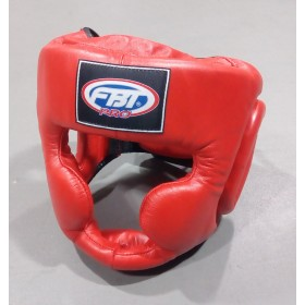 FBT Muay Thai Pro Full Face Headgear