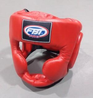 FBT Muay Thai Pro Full Face Headgear