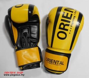 ORIENTAL Boxing Gloves (PU)