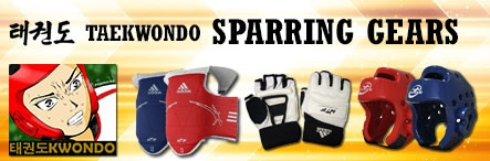 Taekwondo Sparring gears protector